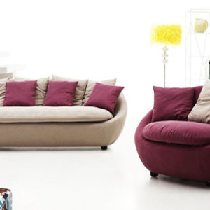 3 Seater Sofa with a loveseat