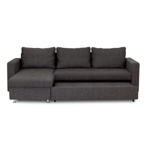 Buy corner sofa bed with storage in mumbai india from for Sofa bed india