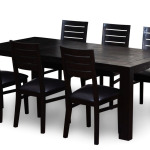 Awesome-brown-wooden-dining-table-set-1280x860