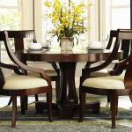 Elegant-Round-Dining-Tables-Set-Luxurious-Wooden-Style-Design-888x655