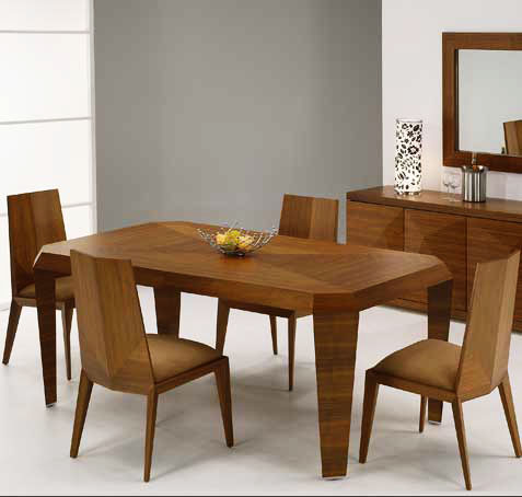 Marquis dining table buy wooden dining table set in mumbai for Best dining tables in mumbai