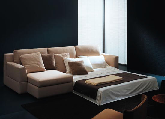Buy pull out sofa bed online in mumbai from onlinesofadesign for Sofa bed online