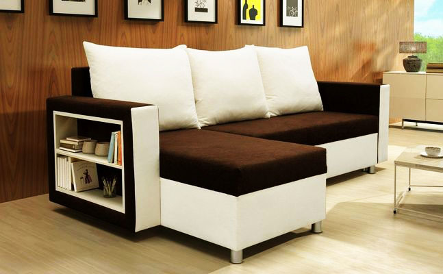 Buy Rio Corner Sofa Bed with Storage from OnlineSofaDesign