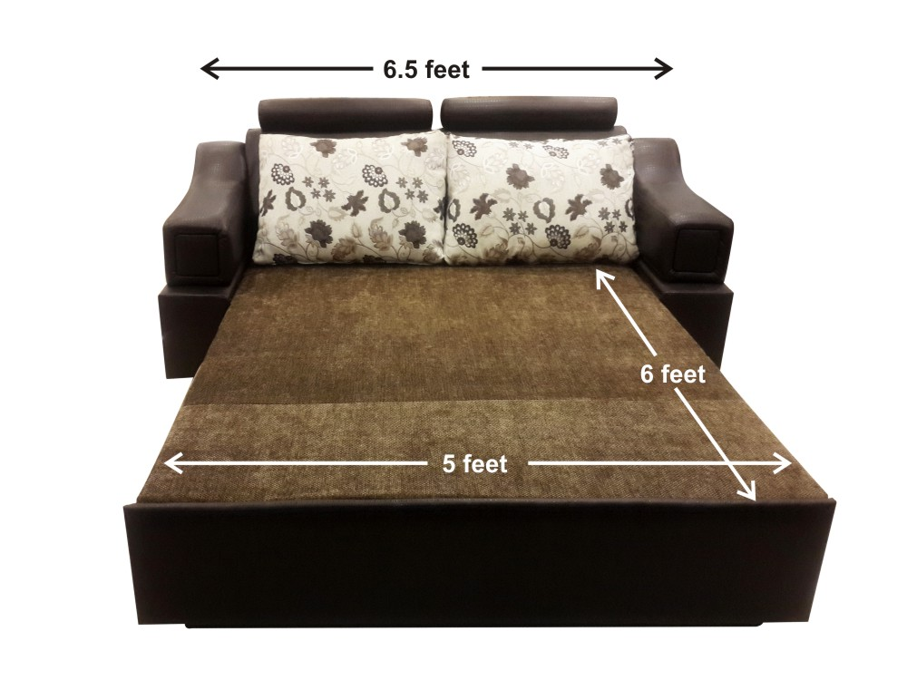 buy crystal sofa cum bed from onlinesofadesign