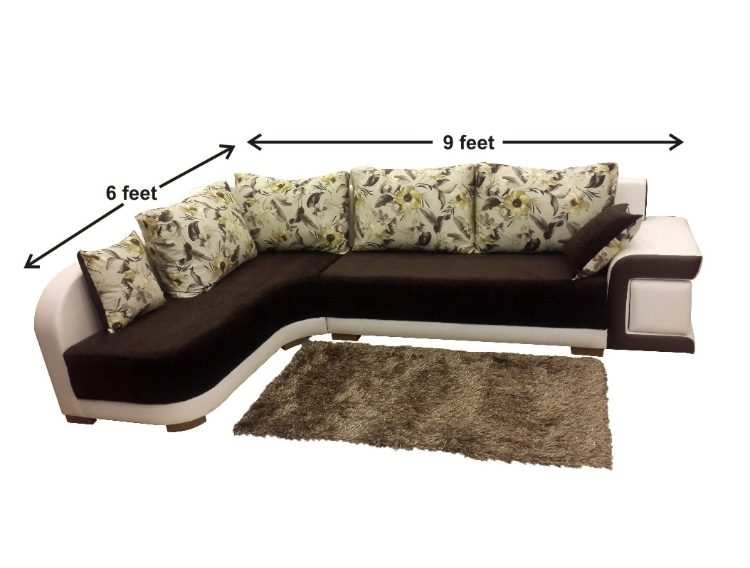 Buy Left Handed Lorial L Shaped Sofa Set from lineSofaDesign